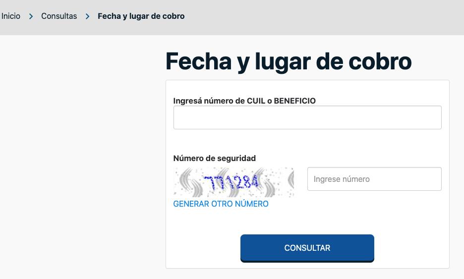 Dónde Cobro mi Pension en Argentina