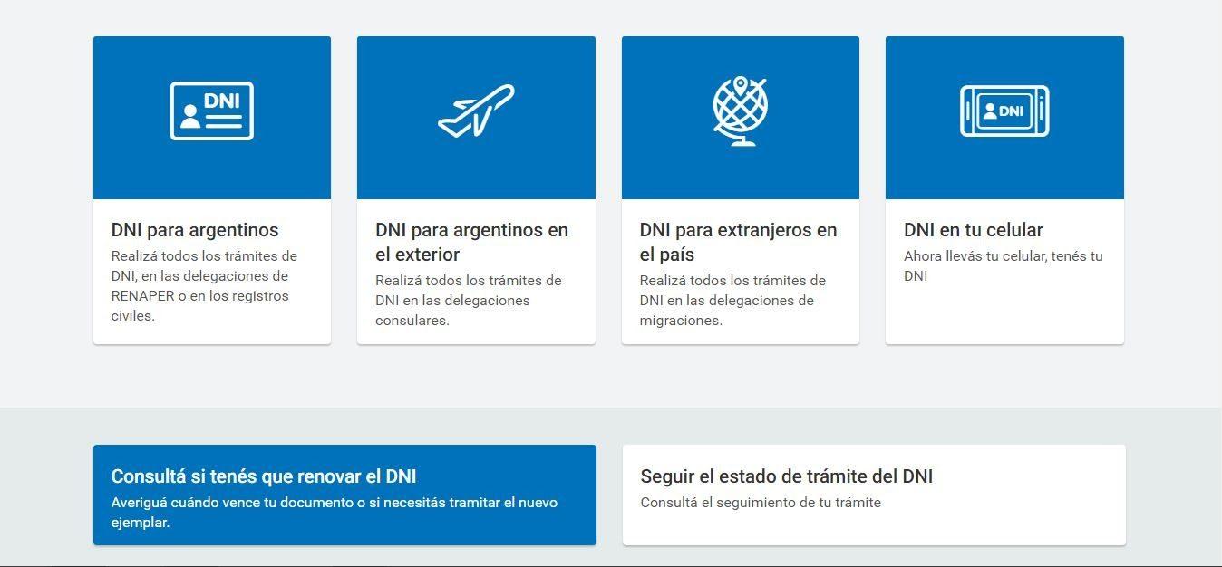 Como Hacer Tramite De Documento En Argentina