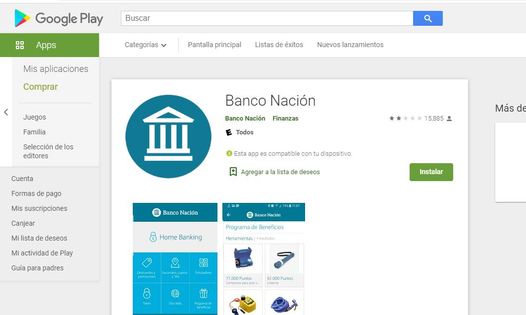 Como Hacer Home Banking Banco Nacion