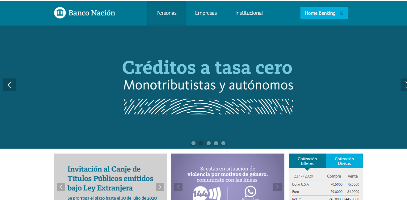 home banking bse crear cuenta