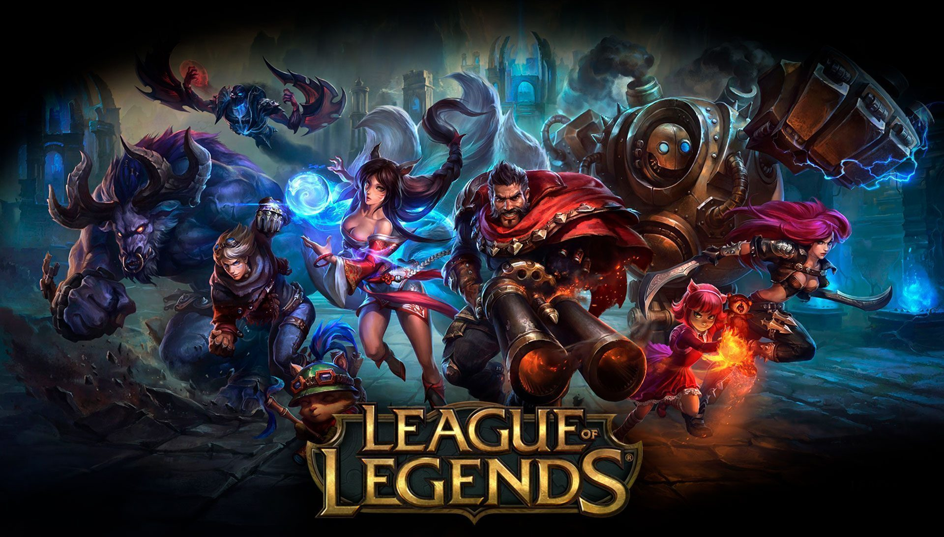 Como Descargar League Of Legends