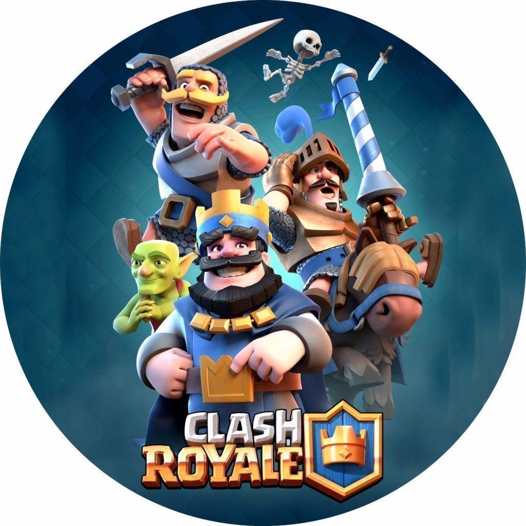 Como Descargar Clash Royale
