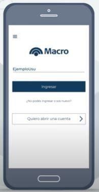 Como Hacer Home Banking Banco Macro