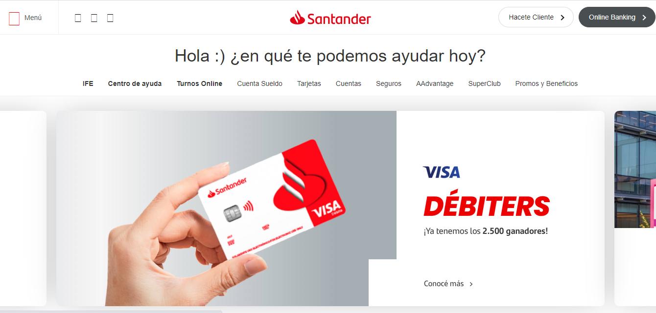 Cómo Abrir Una Caja De Ahorro En Banco Santander Río