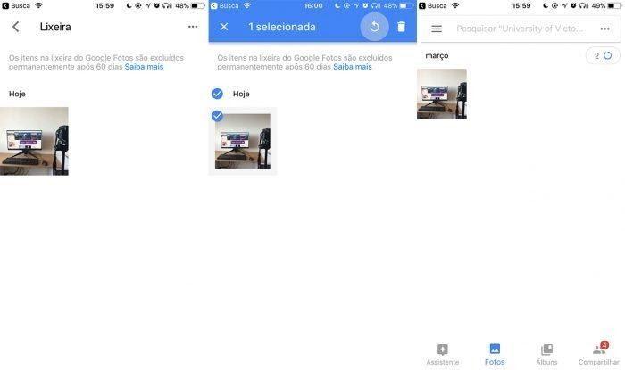 Como Recuperar Videos Borrados De Google Fotos