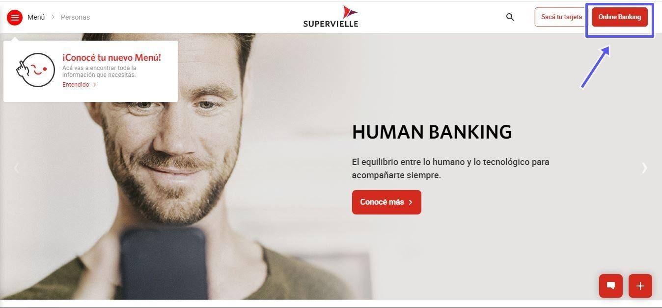Como Hacer Home Banking Supervielle