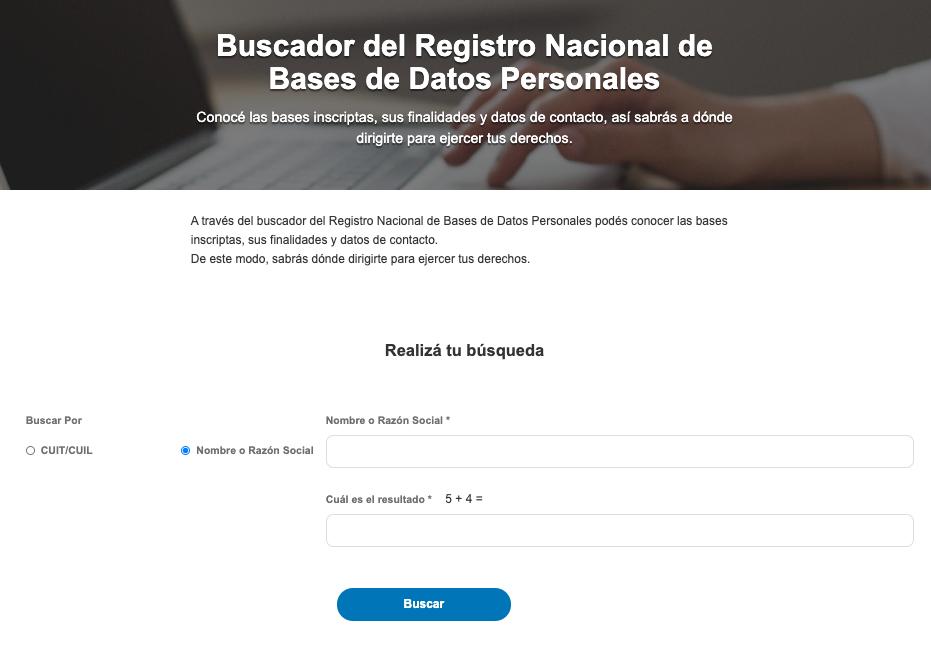 Como Buscar Personas Y Averiguar Datos En Argentina