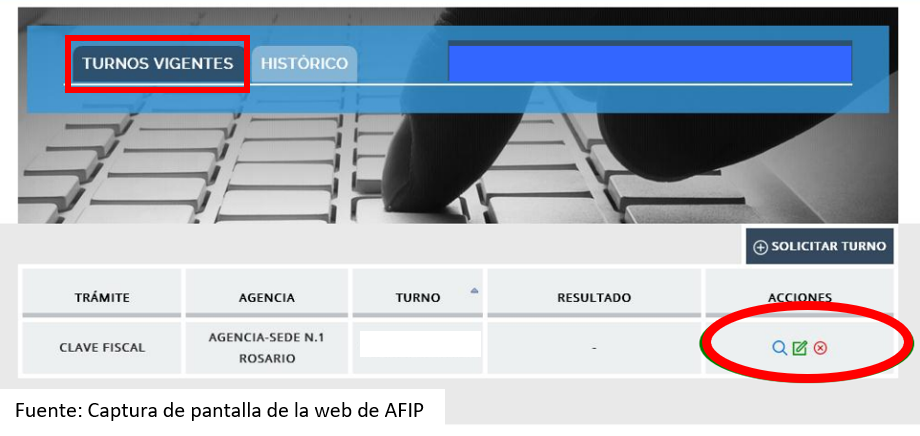 Cancelar Turno Afip Sin Clave Fiscal
