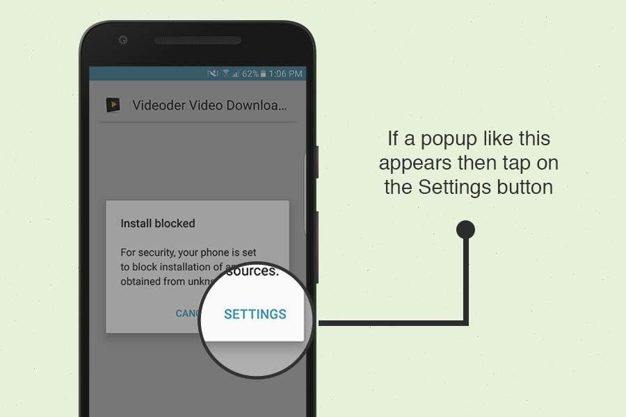 Como Descargar Videoder
