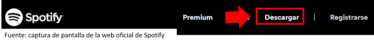 Como Descargar Spotify