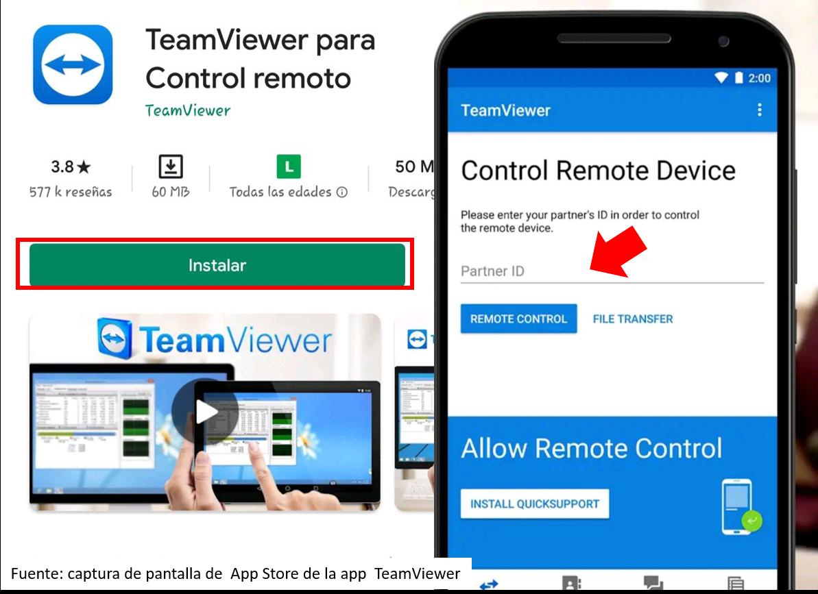 Como Descargar Teamviewer