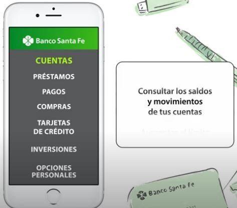 Como Hacer Home Banking Banco Santa Fe